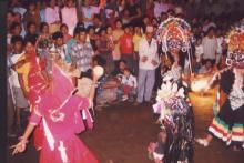 भैरव नाच मध्यपुर थिमी को पुरानो नाच हो